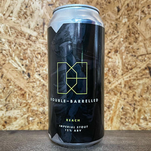 Double Barrelled Reach Espresso Martini Stout 12% (440ml)