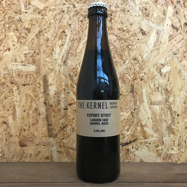 The Kernel Barrel Aged Export Stout London 1840 9.3% (330ml)