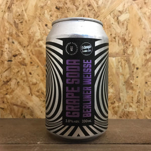 Marble Grape Soda 3.8% (330ml)