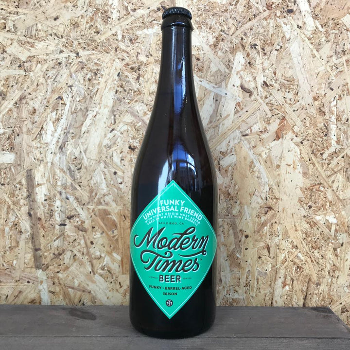 Modern Times Funky Universal Friend 7.2% (750ml)
