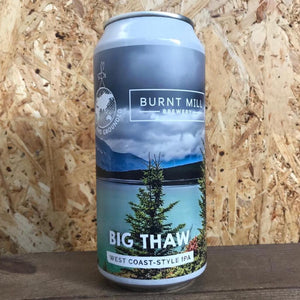 Lost & Grounded x Burnt Mill Big Thaw IPA 6.8% (440ml)