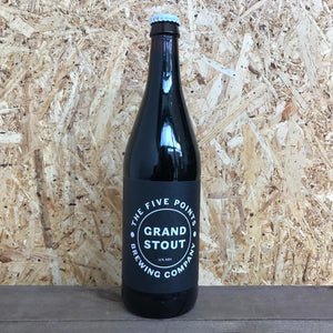 Five Points Grand Stout 11% (660ml)