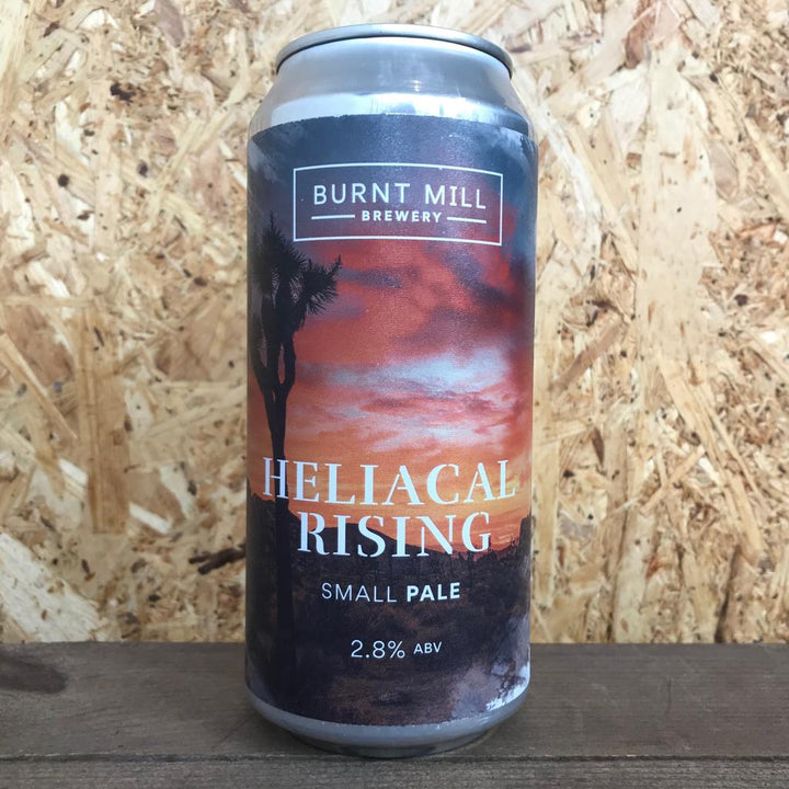 Burnt Mill Heliacal Rising IPA 2.8% (440ml)