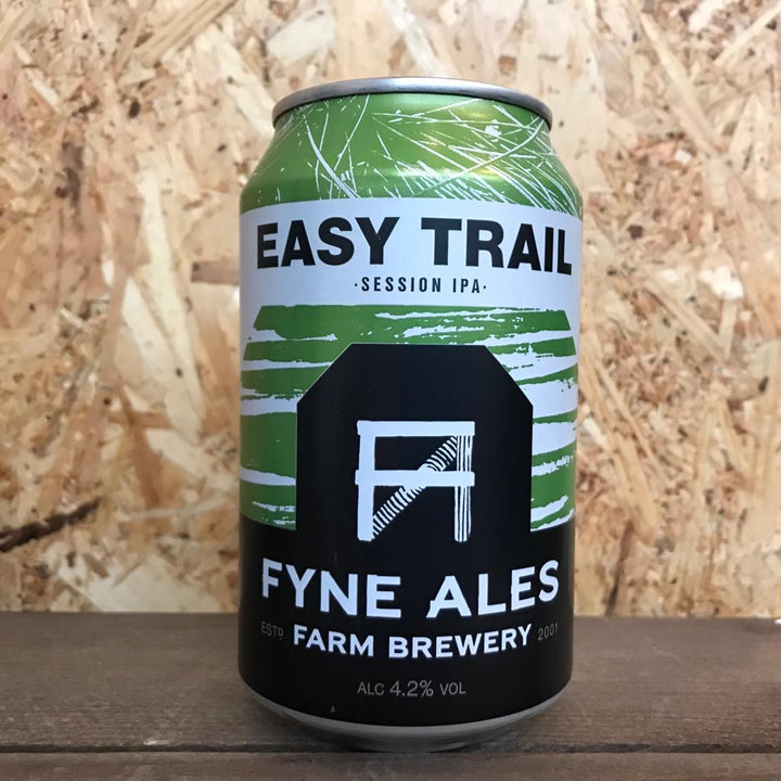 Fyne Ales Easy Trail 4.2% (330ml)