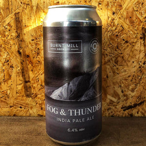 Burnt Mill x Collective Arts Fog & Thunder 6.4% (440ml)