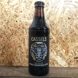 Cassels & Sons Double Cream Milk Stout 8.1% (328ml)