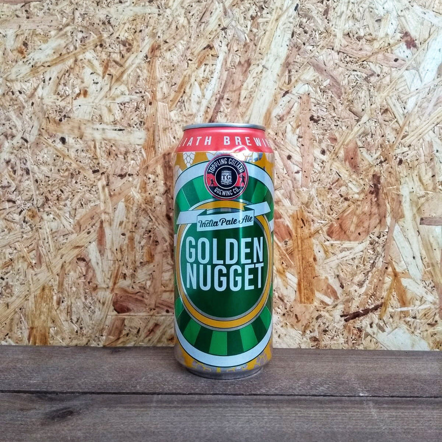 Toppling Goliath Golden Nugget IPA 6.5% (487ml)