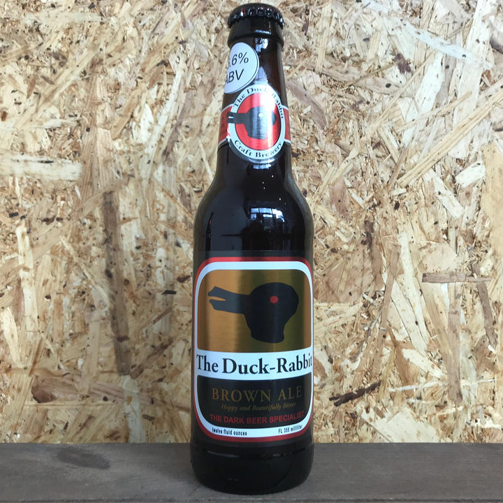 Duck Rabbit Brown Ale 5.6% (355ml)