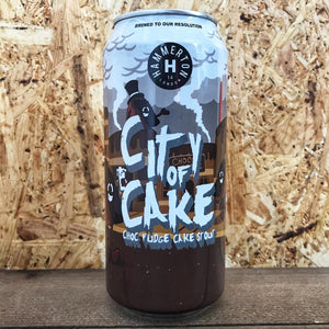 Hammerton City of Cake 5.5% (440ml)