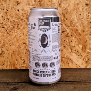Pressure Drop Understanding Whole Systems IPA 7.2% (440ml)