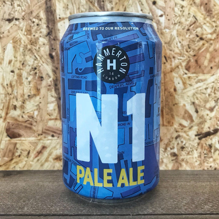 Hammerton N1 Pale Ale 4.1% (330ml)