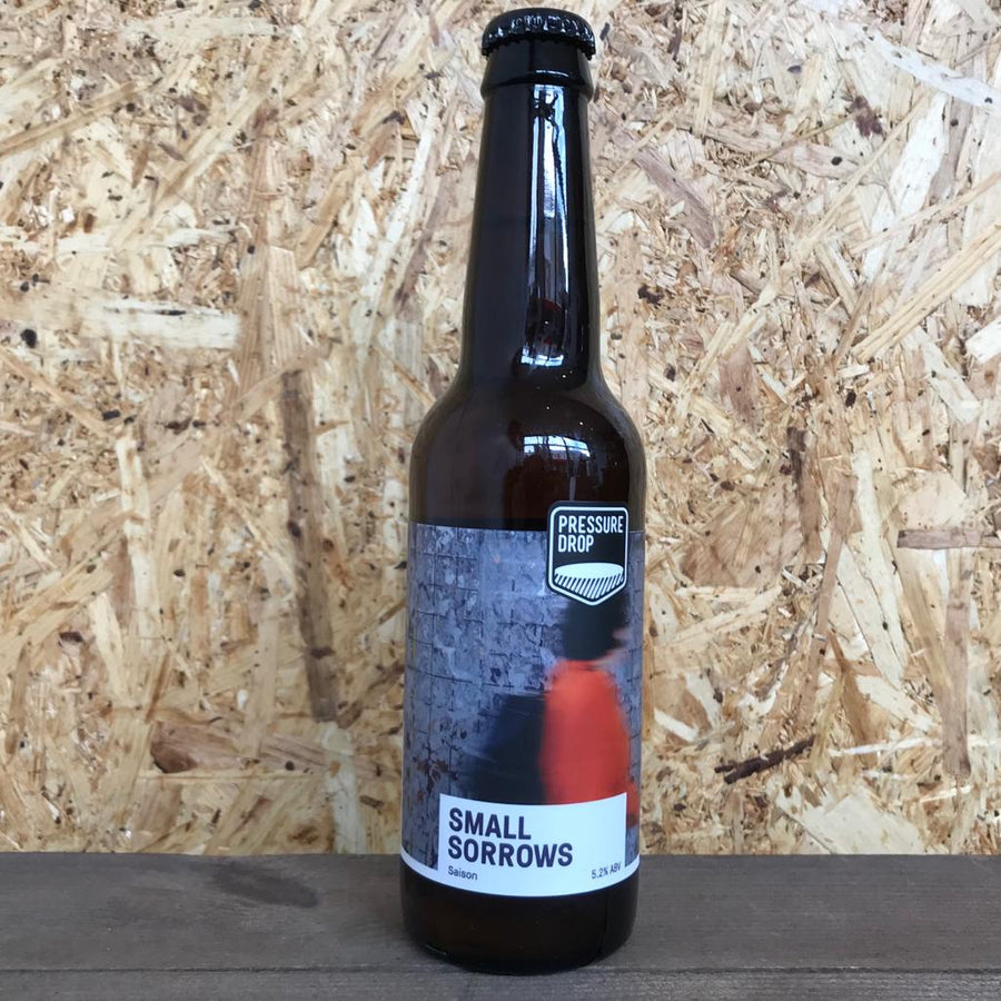 Pressure Drop Small Sorrows Saison 5.2% (330ml)