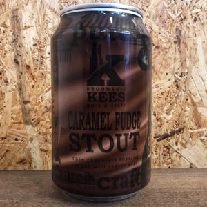 Brouwerij Kees Caramel Fudge Stout 11.5% (330ml)