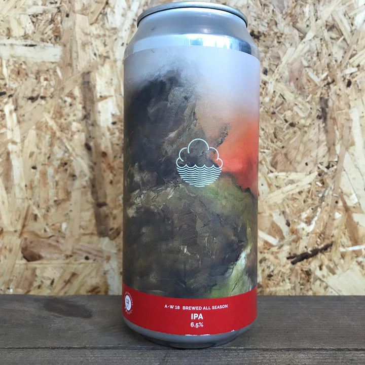 Cloudwater AW 18 All Season IPA 6.5% (440ml)
