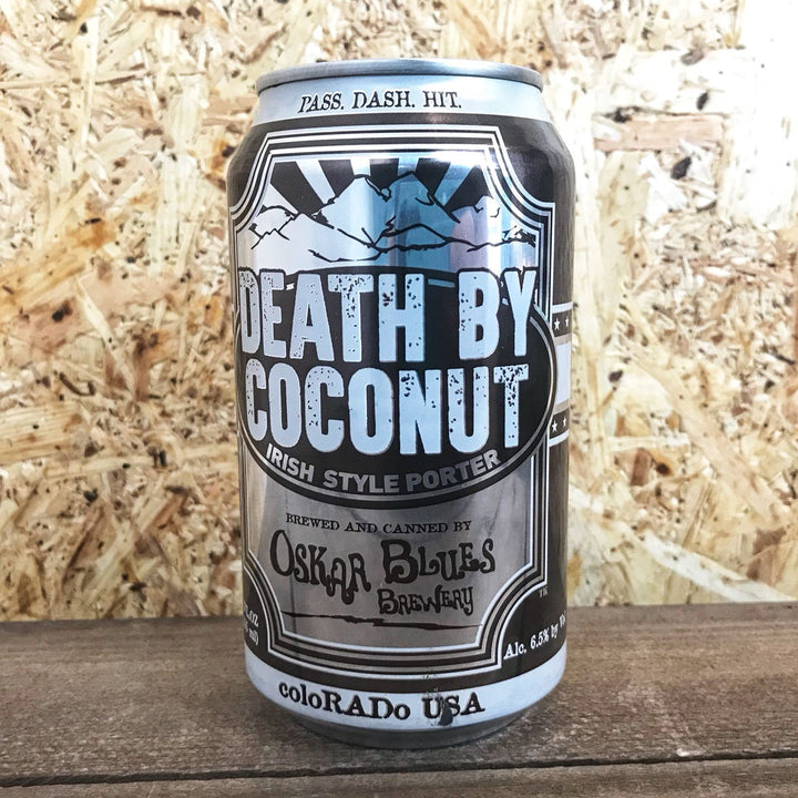 Oskar Blues Death by Coconut 6.5% (355ml)