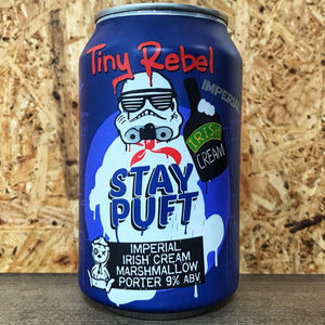 Tiny Rebel Imperial Irish Cream Stay Puft 9.0% (330ml)