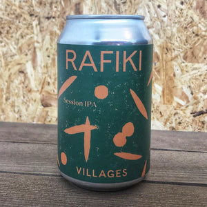 Villages Rafiki Session IPA 4.3% (330ml)