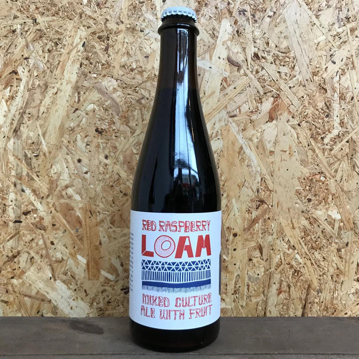 Half Acre Loam Red Raspberry 6.3% (500ml)