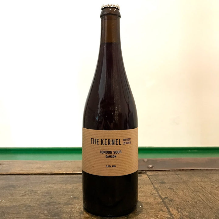 The Kernel Biere de Saison Damson 5% (750ml)
