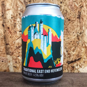 Howling Hops East End Hefeweizen 4.6% (330ml)