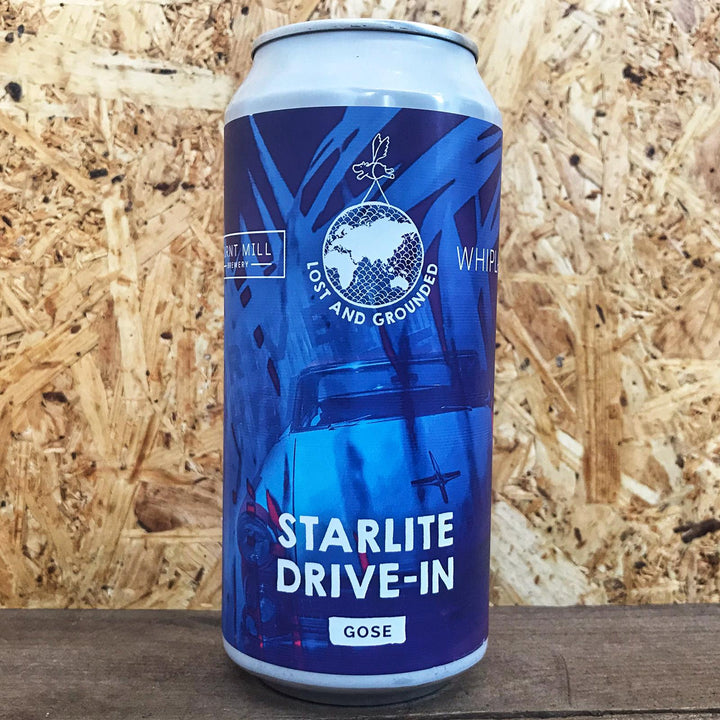 Lost and Grounded x Burnt Mill x Whiplash Starlite Drive-In 4.8% (440ml)