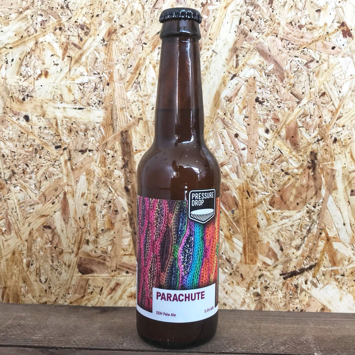Pressure Drop Parachute DDH Pale Ale 5.5% (330ml)