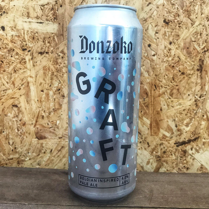 Donzoko Graft Belgian Pale Ale 4% (500ml)