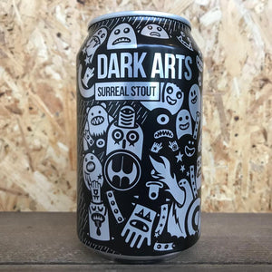Magic Rock Dark Arts Stout 6% (330ml)