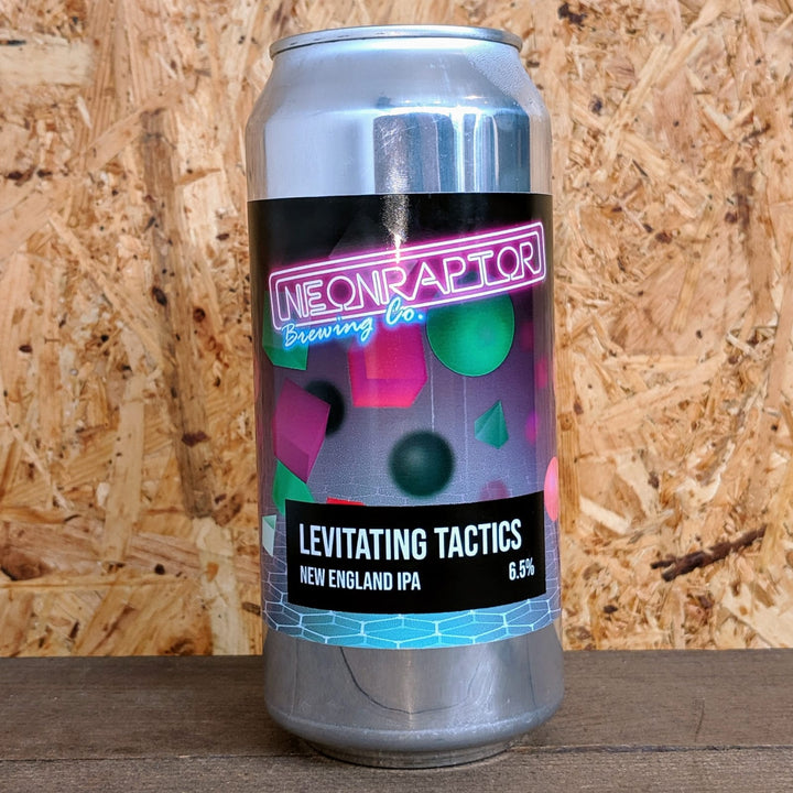 Neon Raptor Levitating Tactics NEIPA 6.5% (440ml)
