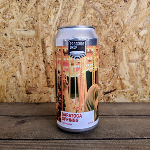 Pressure Drop Saratoga Springs DDH Pale 5.8% (440ml)