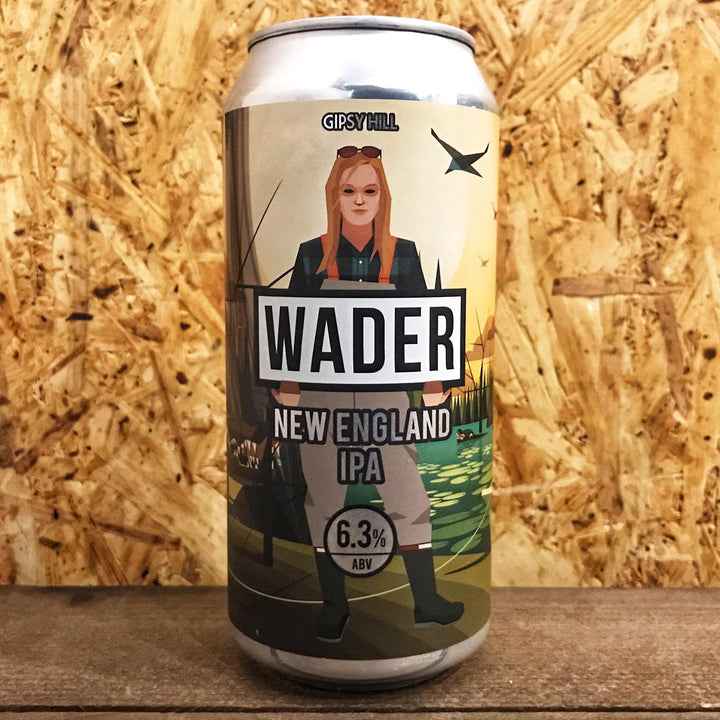 Gipsy Hill Wader NEIPA 6.3% (440ml)