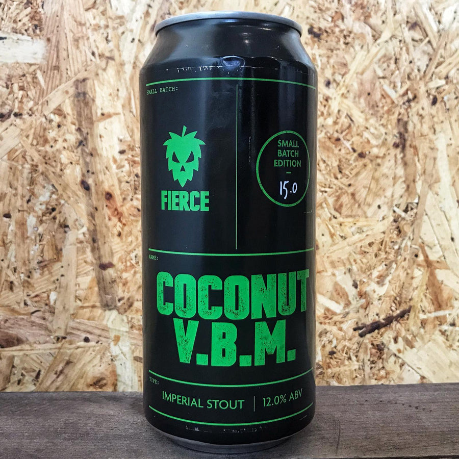 Fierce Beer Coconut VBM 12% (440ml)