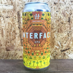 Hackney Interface XPA 4% (440ml)