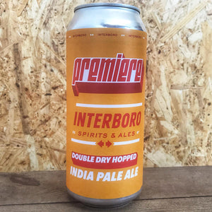Interboro Premiere IPA 6% (473ml)
