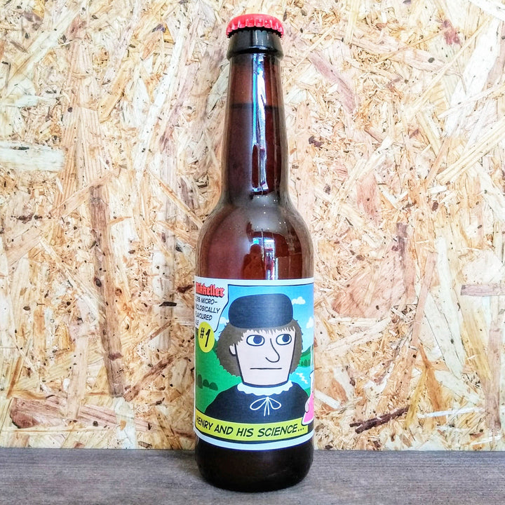 Mikkeller Henry & His Science 0.3% (330ml)