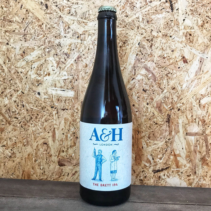Anspach Hobday The Brett IPA 5.6% (750ml)