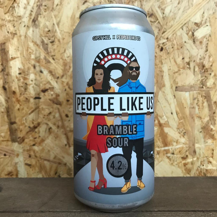Gipsy Hill x People Like Us Bramble Sour 4.2% (440ml)