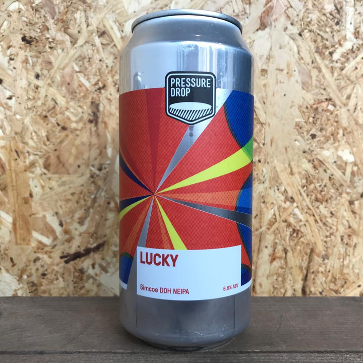 Pressure Drop Lucky DDH IPA 6.8% (440ml)