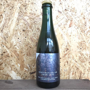Track Pinot Barrel Aged Destination On Your Left 5.5% (375ml)