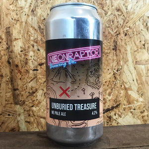 Neon Raptor Unburied Treasure 4.2% (440ml)