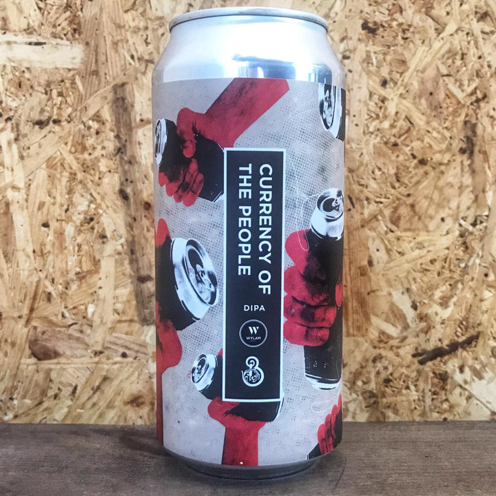 Wylam x Barrier Currency of the People DIPA 8.2% (440ml)