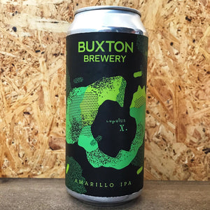 Buxton Amarillo IPA 5.4% (440ml)