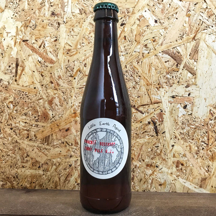Little Earth Project Sorachi Ace and Rosemary Funky Pale 6.2% (330ml)