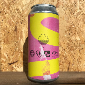 Cloudwater x Monkish x Other Half x The Veil x Trillium Cheerful Happenings And Intentions (440ml)