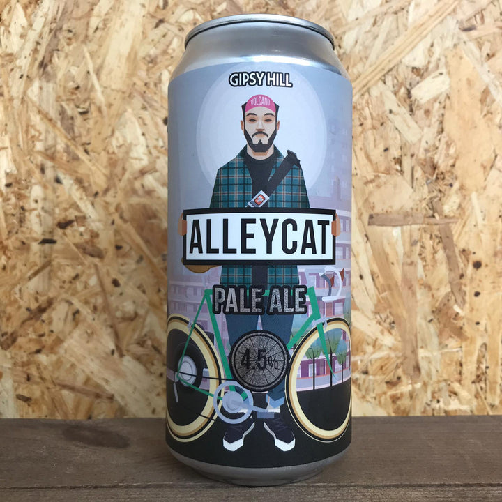 Gipsy Hill Alleycat 4.5% (440ml)