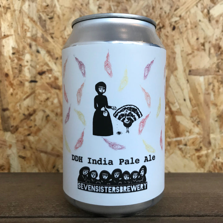 Seven Sisters DDH India Pale Ale 5.8% (330ml)