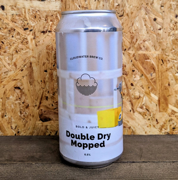 Cloudwater Double Dry Mopped 6.5% (440ml)