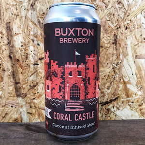 Buxton x J Wakefield Coral Castle 8.5% (440ml)