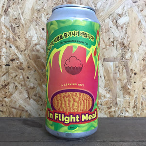 Cloudwater In Flight Meal TIPA 10% (440ml)