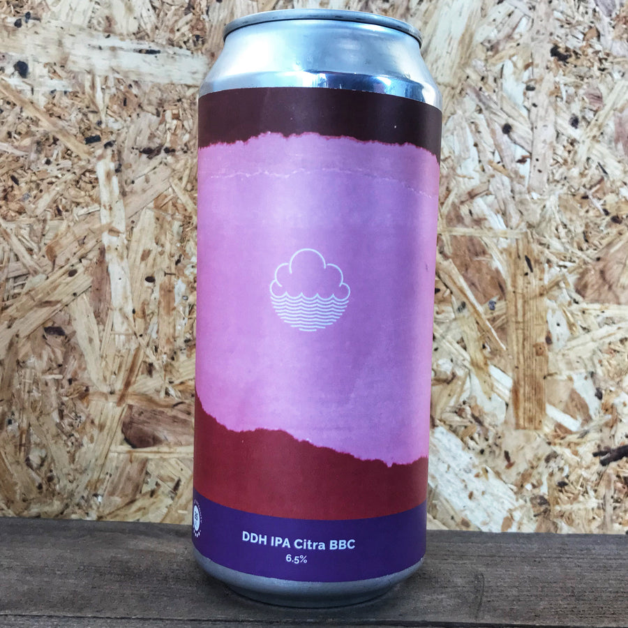 Cloudwater DDH IPA Citra BBC 6.5% (440ml)